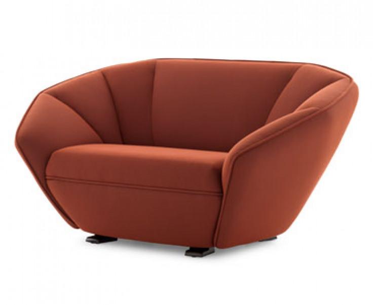 Colla sofa for Pode - Plecto fabric